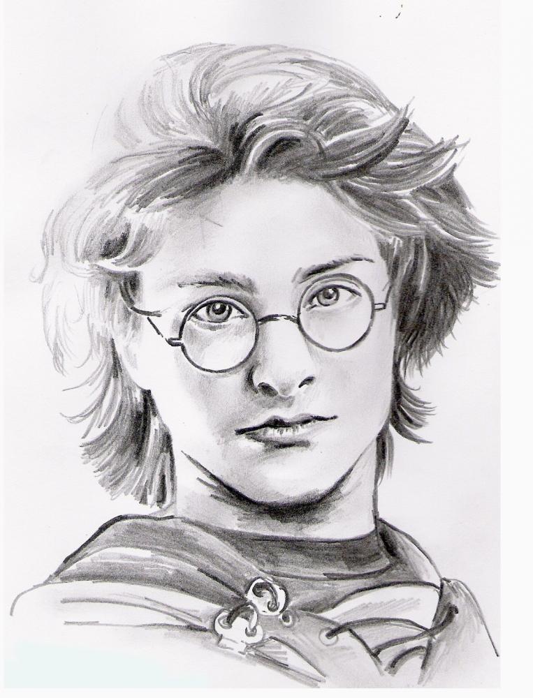 Daniel Radcliffe by ZiaCz